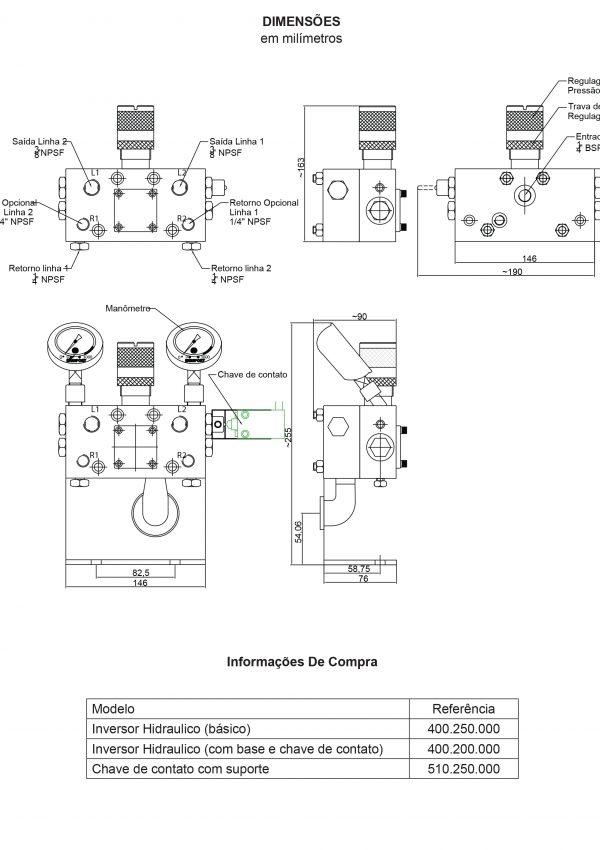 30251 inversor hidraulico CR4 eximport maio 2015-2